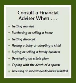 lifetime financial tips