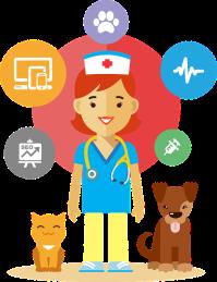nurse & pets