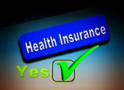 health insurance check box