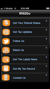 Taxpayers Can Connect with the IRS on Their Phone | Cozby
